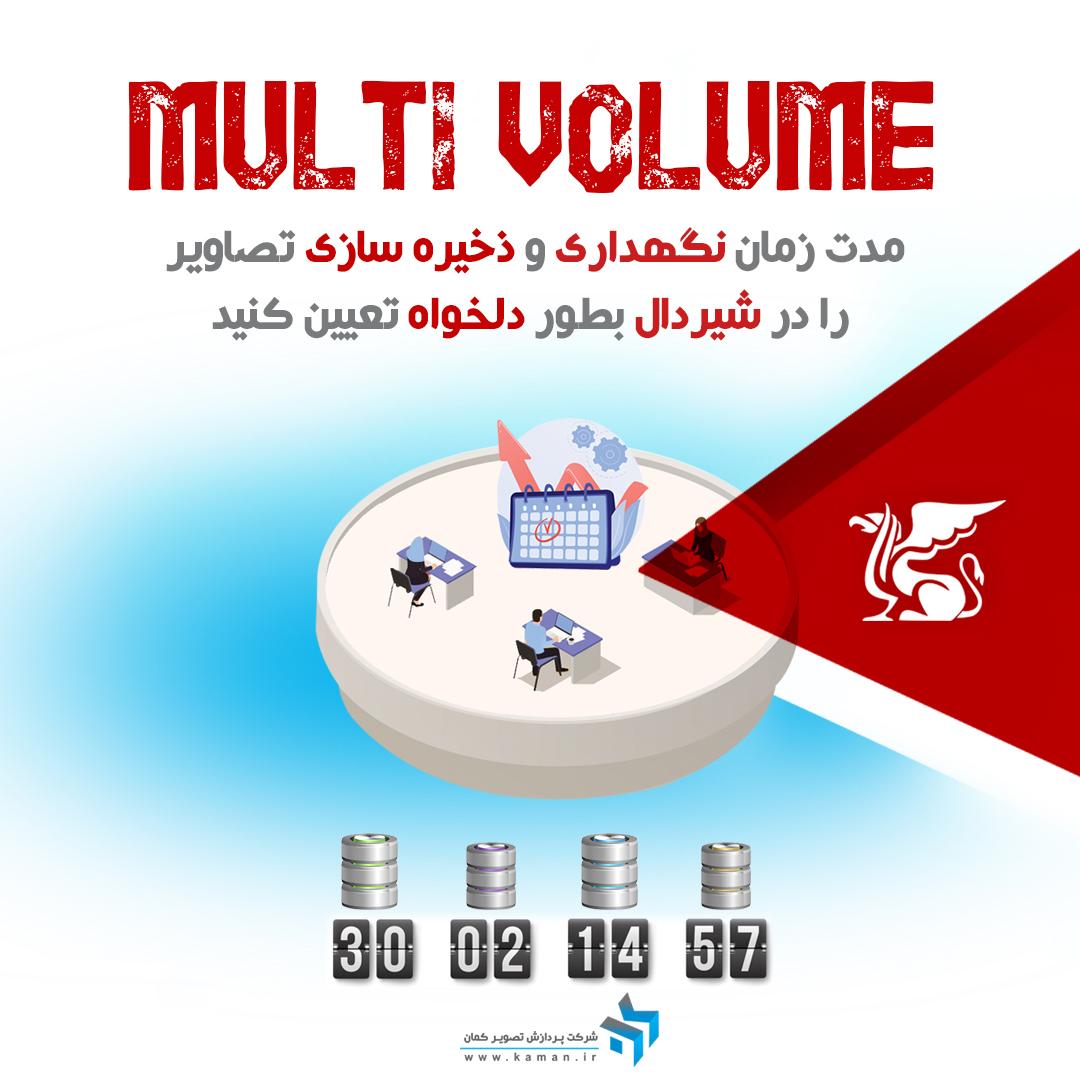 Multi-Volume چیست و چه قابلیت هایی دارد؟