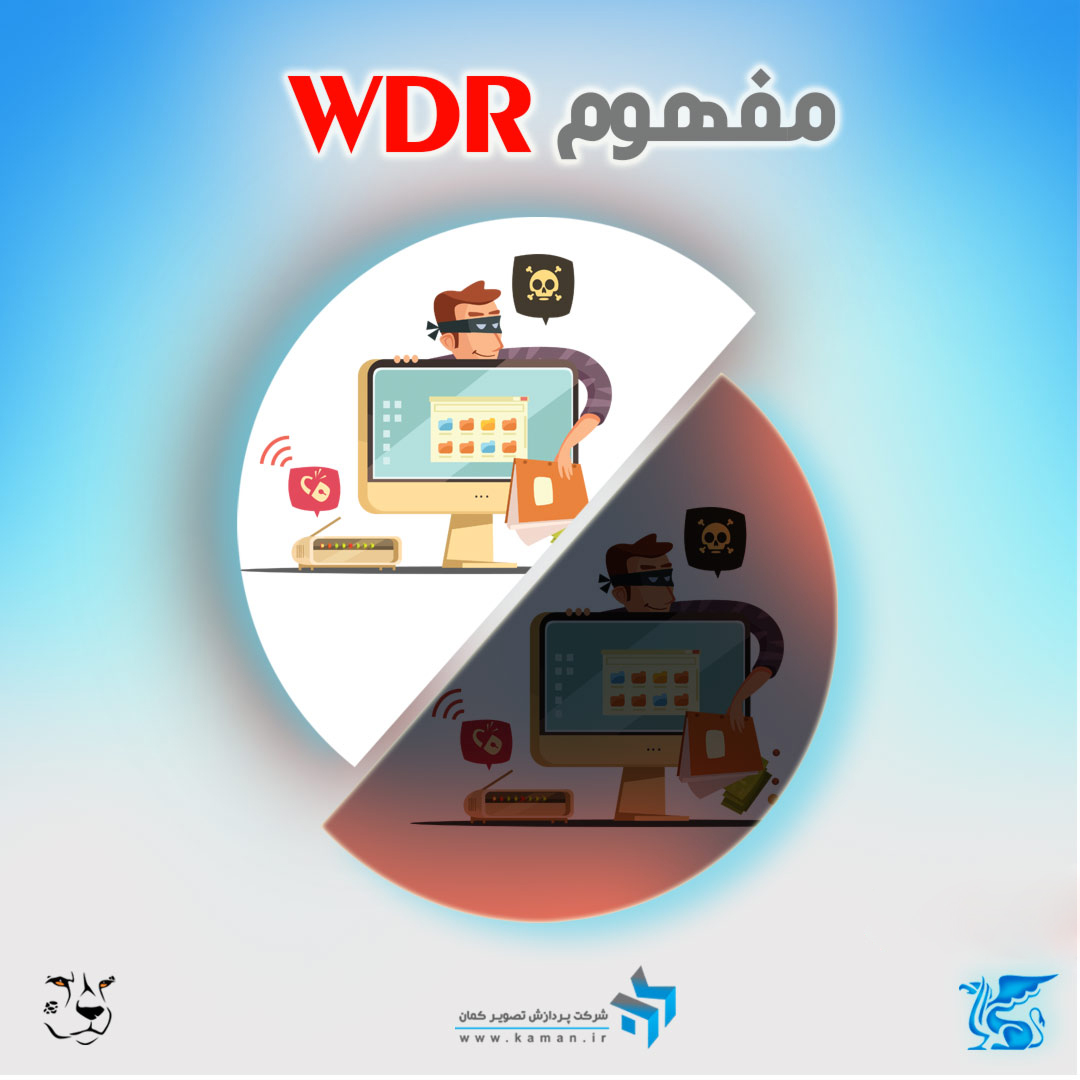 مفهوم WDR
