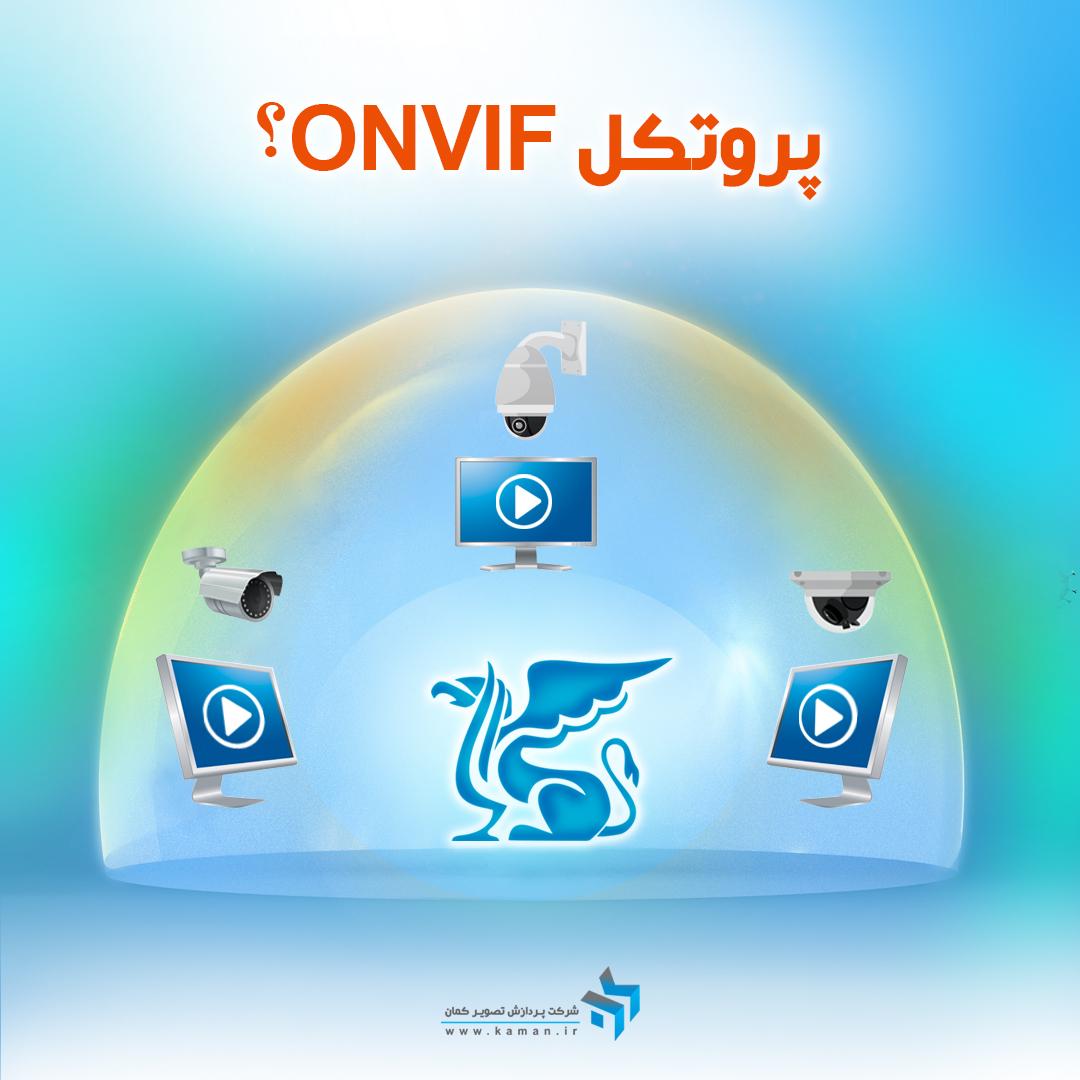 پروتکل ONVIF چیست ؟