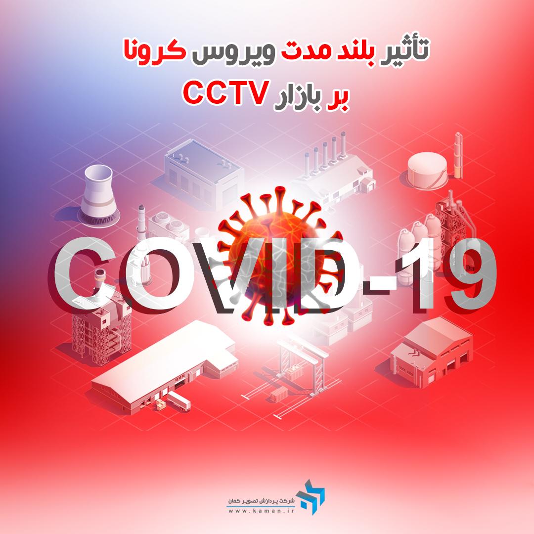 تأثیرات ویروس کرونا برصنعت CCTV